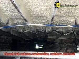 Sunlight contractors spray foam walker louisiana 5