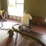 baton rouge spray foam sunlight contractors mold remediation