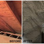 Open Cell Spray Insulation - Why Homeowners are Insulating their Attics